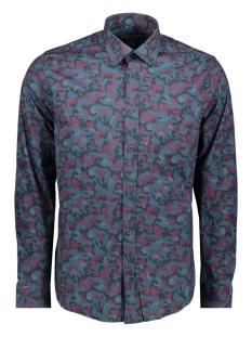 Gabbiano Overhemd NAVY 33806 NAVY