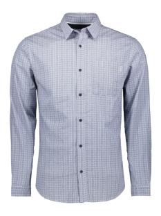 Jack & Jones Overhemd JCOGLADSTONE  SHIRT LS ONE POCKET 12161661 White/SLIM TWI