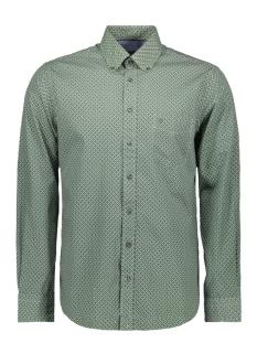 Campbell Overhemd CLASSIC CASUAL SHIRT LM 050132 418 MINT PRINT