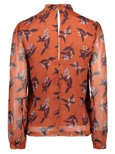 pchenni ls top 17098733 pieces blouse picante/leaves