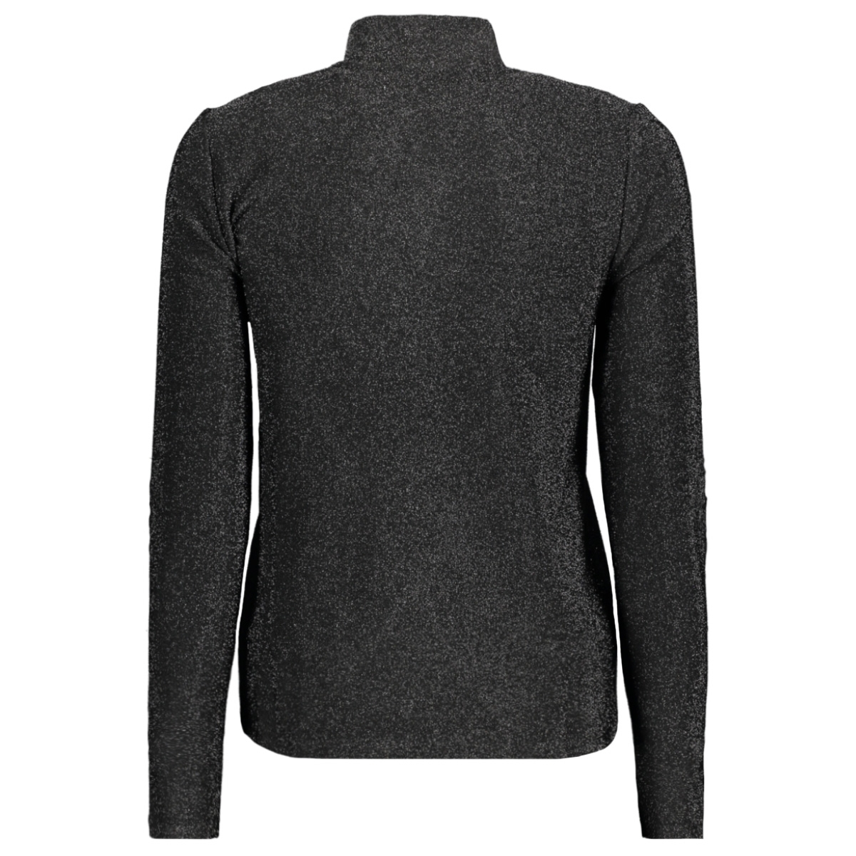 pcinfina ls t-neck top 17099453 pieces t-shirt black/black lure
