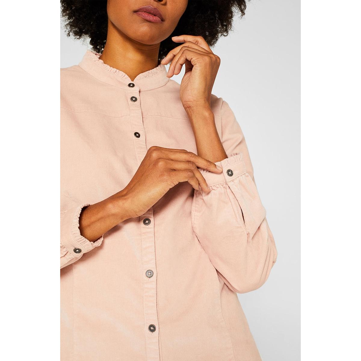 corduroy blouse met ruches 119ee1f009 esprit blouse e680