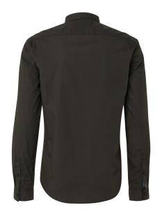 overhemd met all over print 1014650xx12 tom tailor overhemd 20385