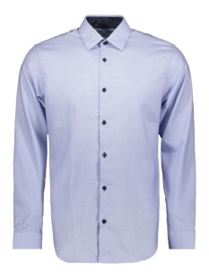 Jack & Jones Overhemd JPRMASON DETAIL SHIRT L/S 12162279 Cashmere Blue/SLIMFIT