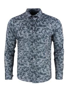 shirt 33808 gabbiano overhemd grey