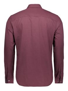 jprvito dobby shirt l/s 12162327 jack & jones overhemd port royal