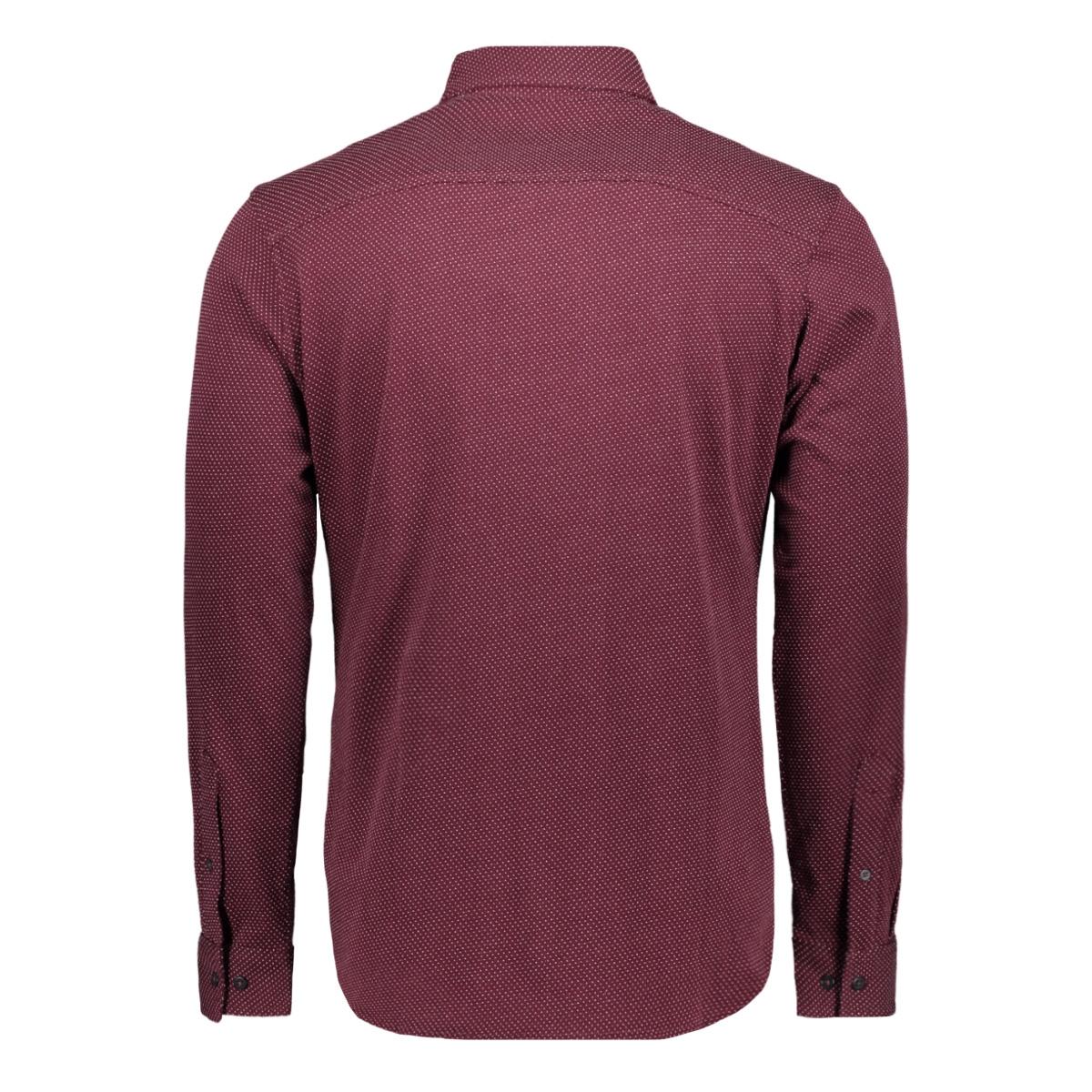 jcojersey shirt ls one pocket 12161663 jack & jones overhemd port royale