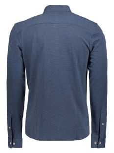 jcojersey shirt ls one pocket 12161663 jack & jones overhemd sky captain