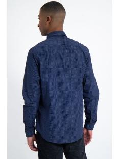 overhemd met borstzak  l91026 garcia overhemd 2895