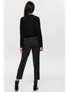 jdypaul l/s shirt wvn 15192587 jacqueline de yong blouse black