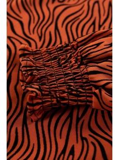 zebraprint blouse k90031 garcia blouse 2906 picante