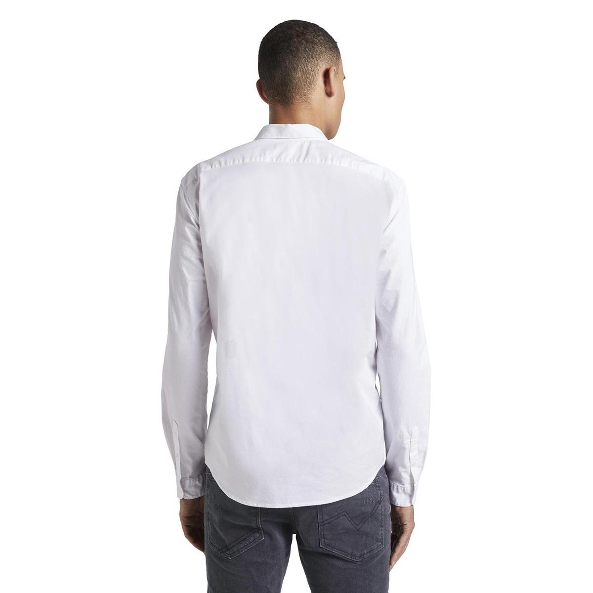 overhemd 1015486xx12 tom tailor overhemd 20000