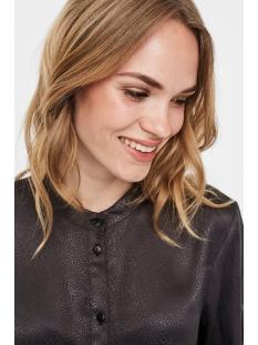 vmjulia ls shirt vma 10221609 vero moda blouse phantom/jacquard
