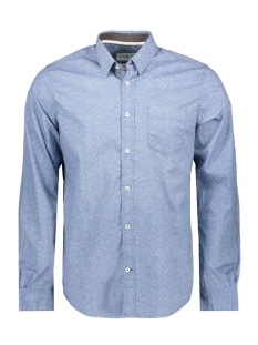 Tom Tailor Overhemd OVERHEMD MET ALL OVER PRINT 1015314XX10 20749