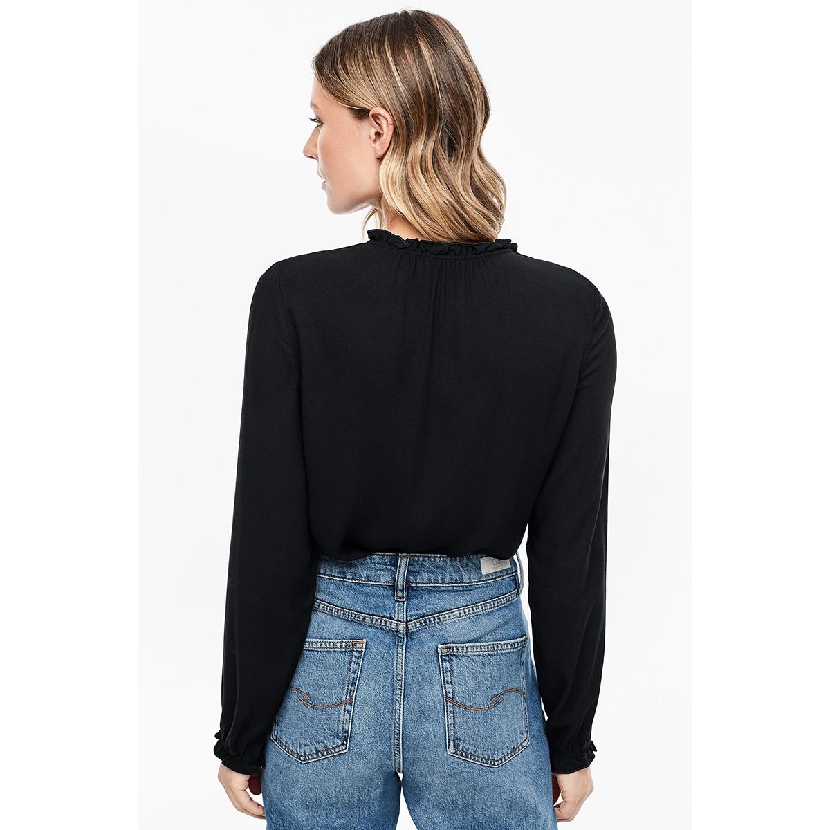 blouse met pailletten 14912112672 s.oliver blouse 9999