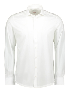 Pure H. Tico Overhemd FUNCTIONAL SHIRT SLIM 3385 21150 WHITE