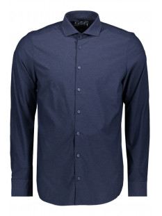 Pure H. Tico Overhemd FUNCTIONAL SHIRT SLIM 3386 21150 NAVY