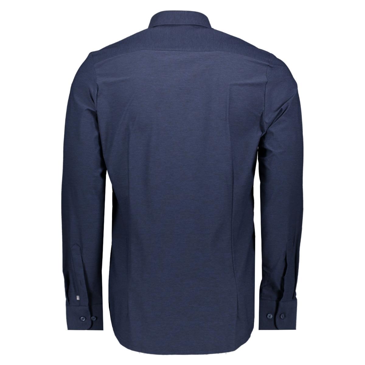 functional shirt slim 3386 21150 pure h. tico overhemd navy