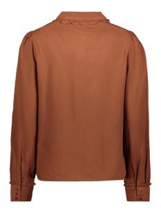 vmtea ls shirt wvn 10225549 vero moda blouse tortoise shell/solid