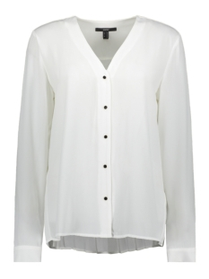 Esprit Collection Blouse BLOUSE MET PLOOIEN 129EO1F013 E110