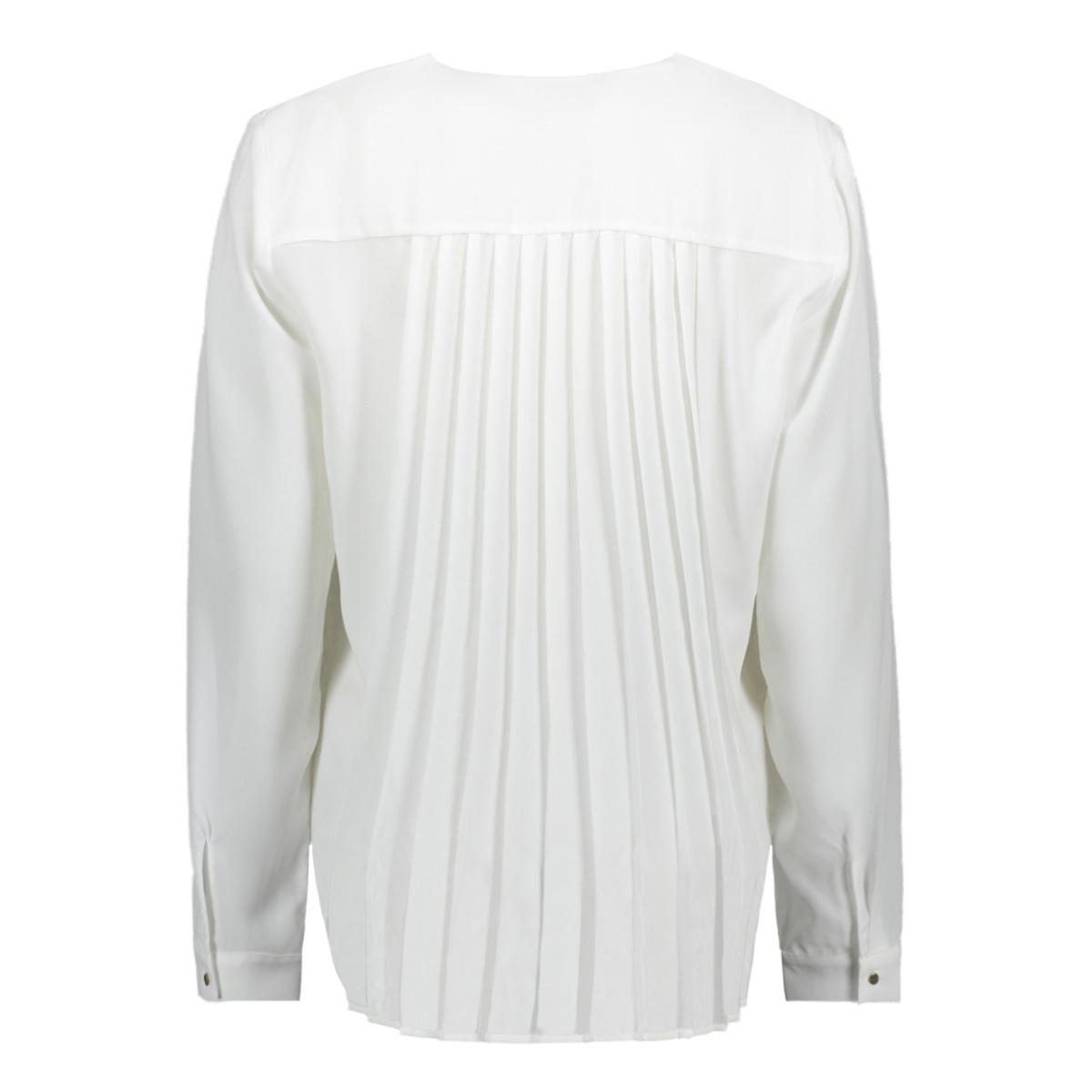 blouse met plooien 129eo1f013 esprit collection blouse e110