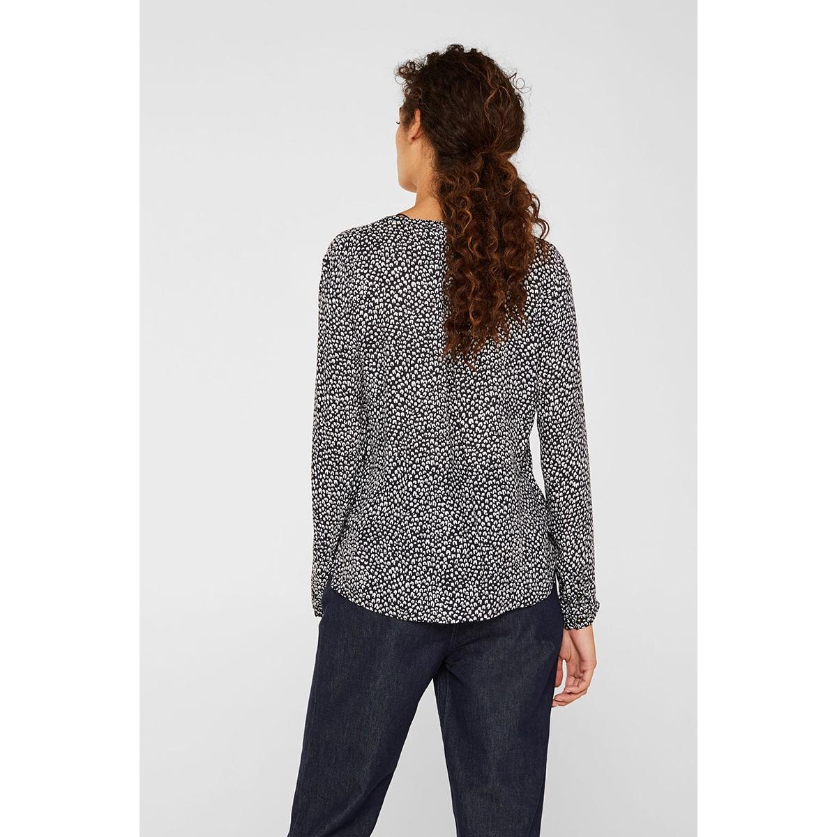 fijne crepe blouse met print 129ee1f005 esprit blouse e003