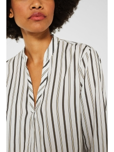 gestreepte blouse zonder sluiting 129ee1f010 esprit blouse e110
