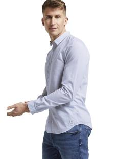 eenvoudig overhemd 1016213xx12 tom tailor overhemd 13300