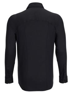 hai 21008 3 desoto overhemd 081 black uni