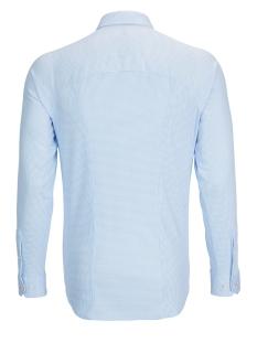 hai 21308 3 desoto overhemd 058 light blue houndstooth