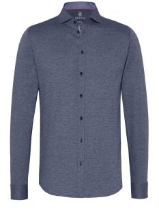 Desoto Overhemd NEW HAI 97007 3 501 BLUE PIQUEE