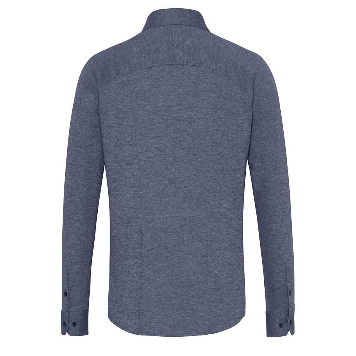 new hai 97007 3 desoto overhemd 501 blue piquee