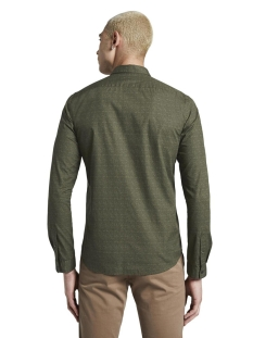 eenvoudig overhemd 1016083xx12 tom tailor overhemd 21258
