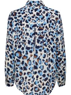 jdyricci l/s shirt wvn 15203336 jacqueline de yong blouse egret/leo