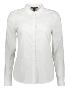 Esprit Collection Blouse GETAILLEERDE OVERHEMDBLOUSE MET STRETCH 990EO1F301 E100