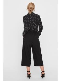 vmgunhild ls shirt wvn ga 10225819 vero moda blouse black/aop gunhil