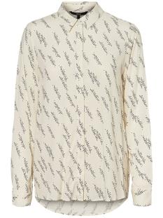 vmgunhild ls shirt wvn ga 10225819 vero moda blouse birch/aop gunhil