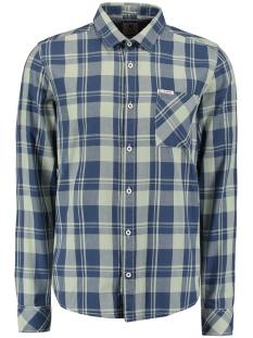 Garcia Overhemd GERUIT OVERHEMD M01030 3020 HILL GREEN