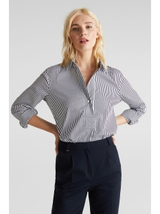 Esprit Collection Blouse GESTREEPTE BLOUSE MET STRETCH 020EO1F314 E111