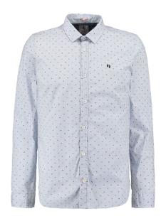 Garcia Overhemd OVERHEMD MET ALL OVER PRINT N01231 2255 RIVER STONE