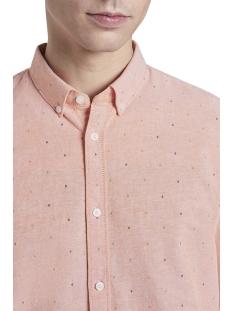 overhemd met all over print 1017369xx12 tom tailor overhemd 22199