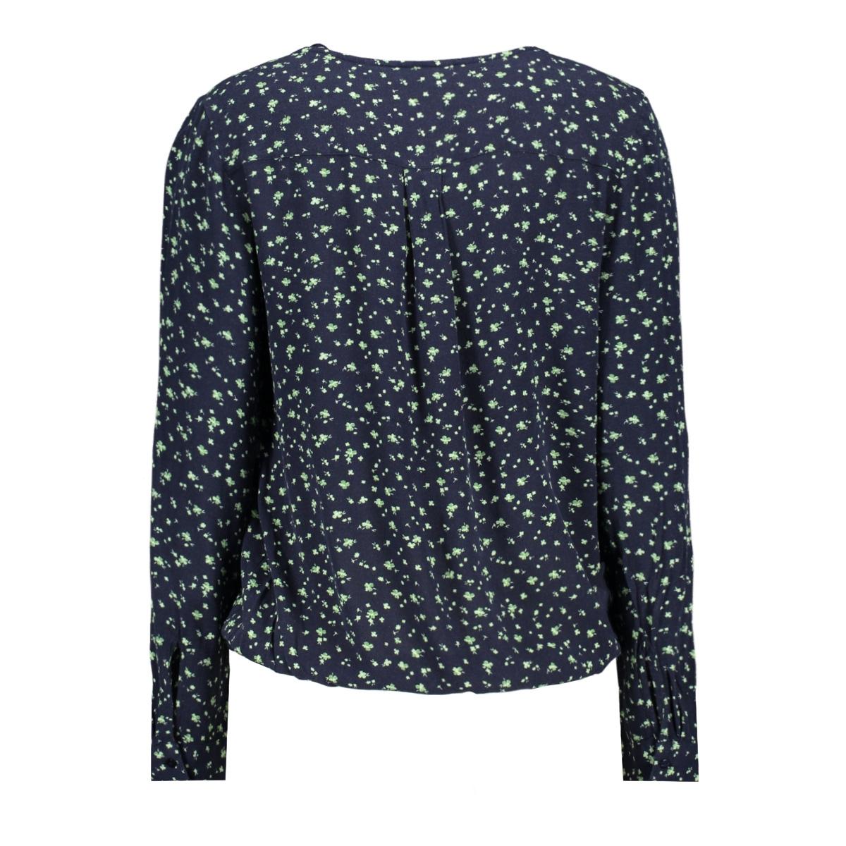 blouse met print 1017423xx70 tom tailor blouse 22097