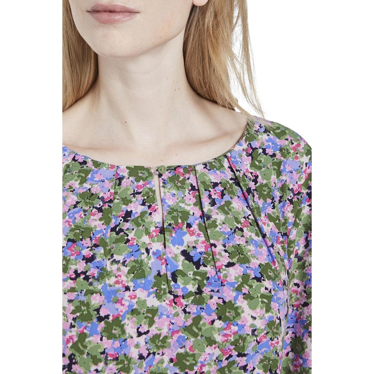 blouse met print 1017423xx70 tom tailor blouse 22098