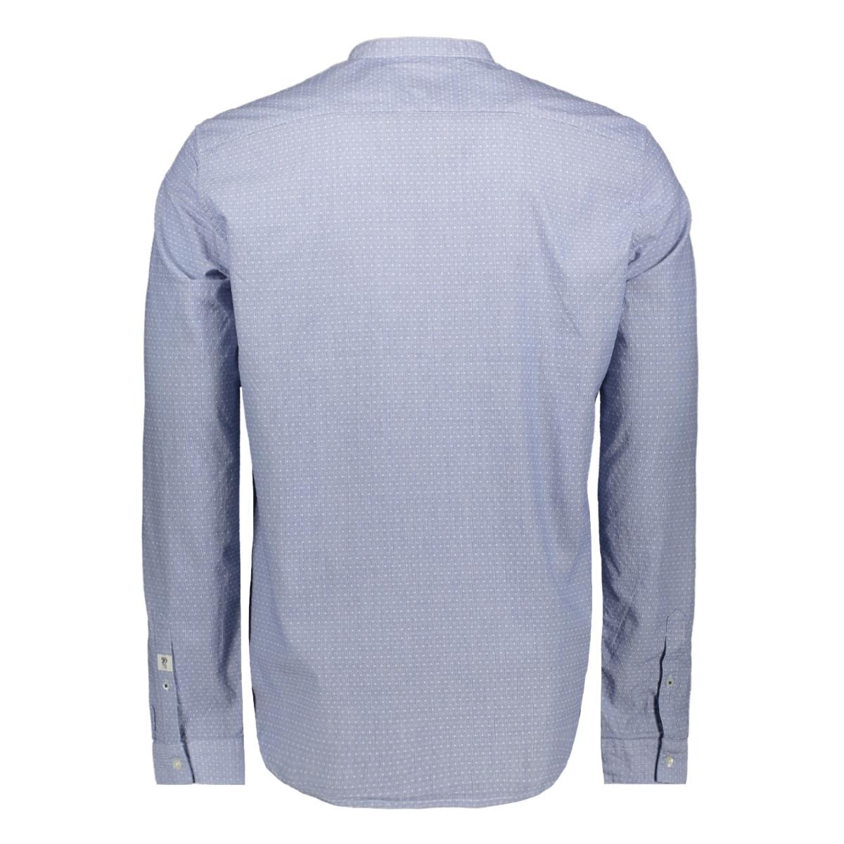 overhemd met lange mouwen 1017368xx12 tom tailor overhemd 22042