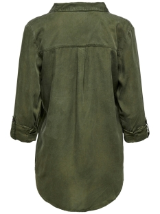 onlkarla l/s shirt wvn 15197185 only blouse grape leaf