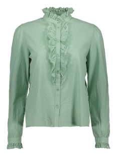 vmkari ls shirt vmc 10224412 vero moda blouse granite green