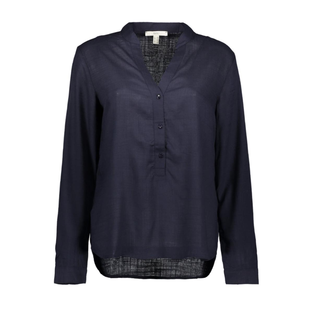 blouse met v hals 020ee1f309 esprit blouse e400