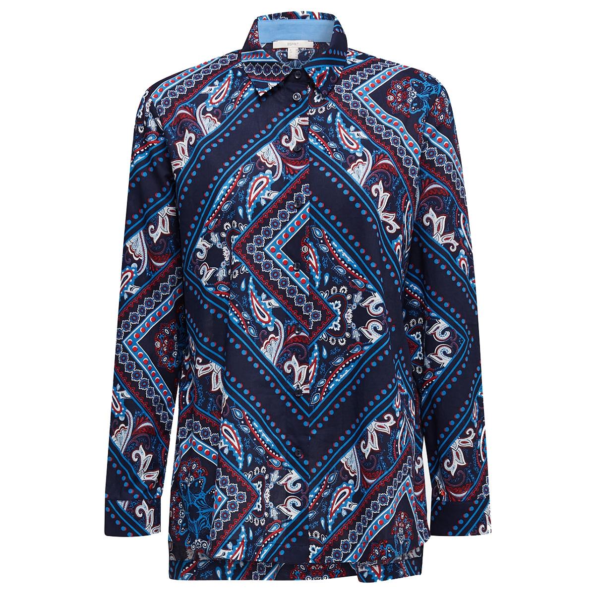 blouse met bandana print 020ee1f323 esprit blouse e403
