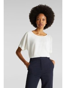 Esprit Collection Blouse BLOUSETOP MET MINIMALISTISCHE LOOK 020EO1F310 E110