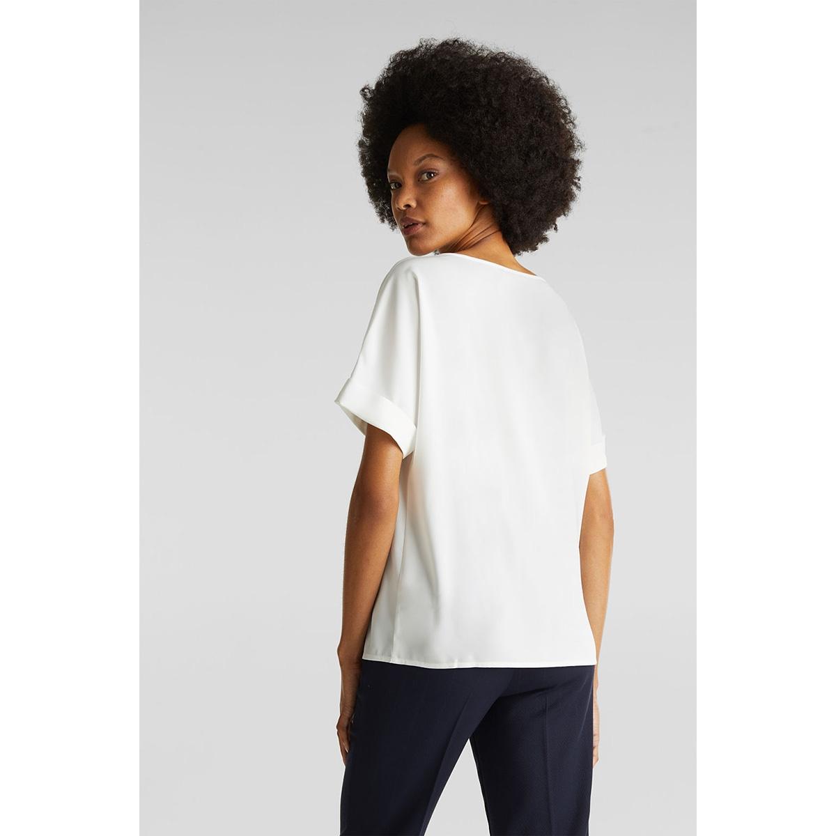 blousetop met minimalistische look 020eo1f310 esprit collection blouse e110